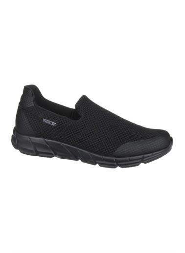 Scooter Ayakkabı Siyah